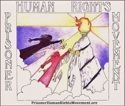 Prisoner Human Rights Movement-Logo© H.Denham